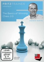 DVD Martin: The Basics of Winning Chess Vol. 2 –  Technique is everything