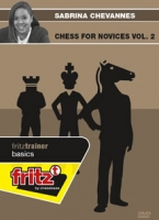 Chevannes, Chess for Novices Vol. 2 (DVD)
