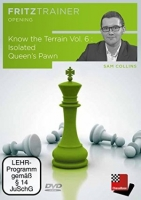 Collins, Know the Terrain Vol. 6: Isolated Queen's Pawn (DVD)