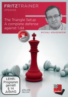 Krasenkov: The Triangel Setup. A complete defense against 1.d4