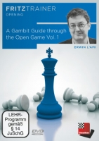 L'Ami: A Gambit Guide through the Open Game Vol. 1 (DVD-ROM)