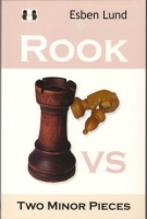Lund, Rook vs Two Minor Pieces