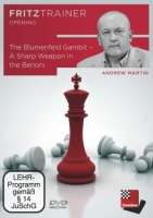 Martin, The Blumenfeld Gambit - A Sharp Weapon in the Benoni (DVD)