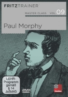 Master Class Band 9: Paul Morphy (DVD-ROM)
