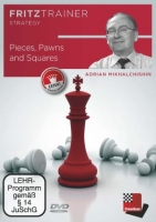 Mikhalchishin: Pieces, Pawns and Squares (DVD-ROM)