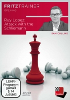 Collins: Ruy Lopez: Attack with the Schliemann