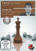 Wesley So, My Black Secrets in the Modern Italian