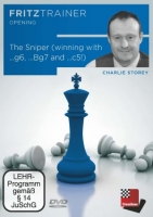 Storey: The Sniper  Winning with ...g6, ...Bg7 and ...c5! (DVD-ROM)