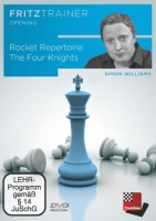 Williams, Rocket Repertoire: The Four Knights (DVD-ROM)