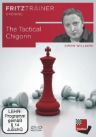 Williams, The Tactical Chigorin (DVD-ROM)